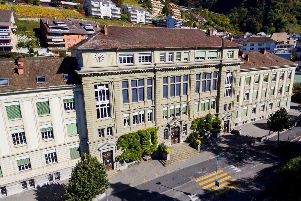 Collège Montreux Est