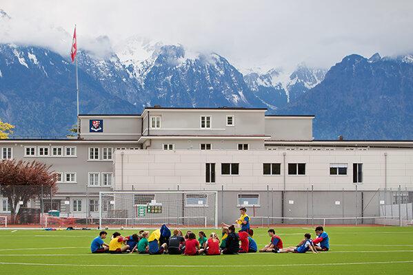 St Georges International School